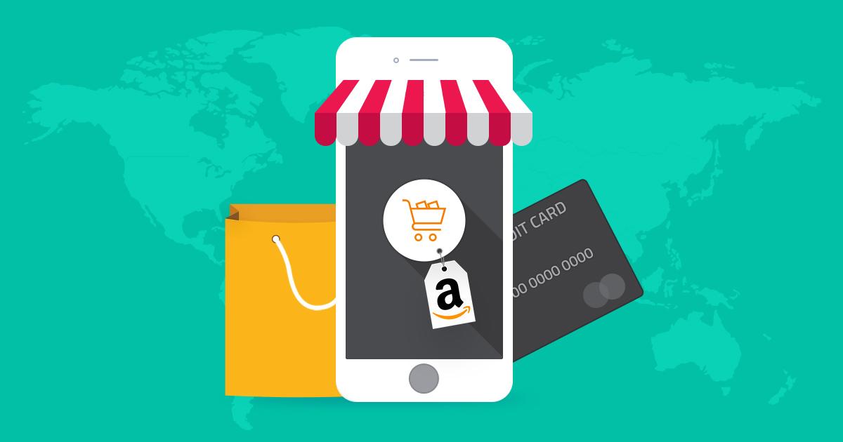Kansanvälisty Amazonin avulla