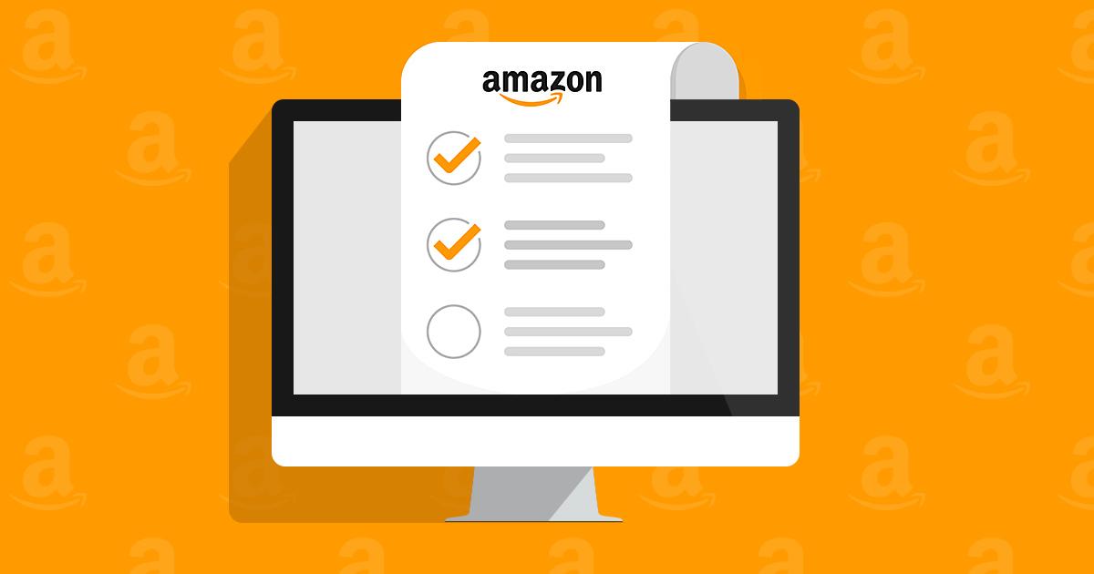 Amazonin tuotesivun optimointi
