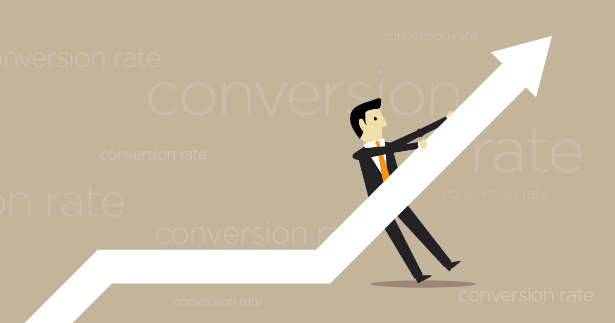 Verkkosivuston konversioprosentti ja kuinka sitä parannetaan