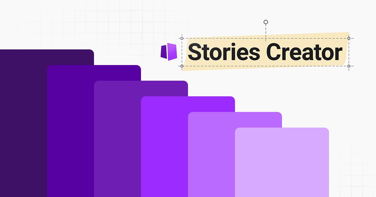 Luo näyttävät Tarinat helposti Facebookiin ja Instagramiin