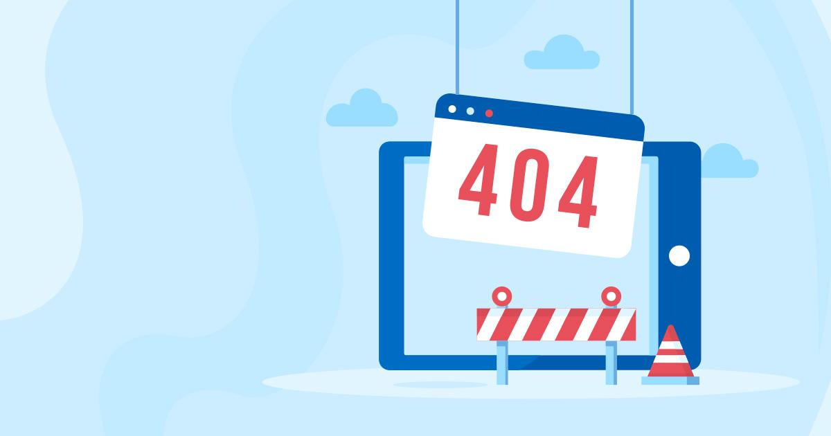 404-virheet – Näin löydät ja korjaat ne